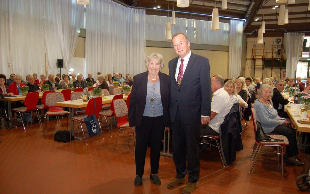 Verleihung des Mannheimer Seniorentalers 2018