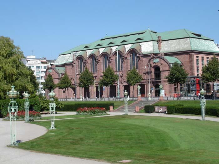 Kongresszentrum Rosengarten Mannheim