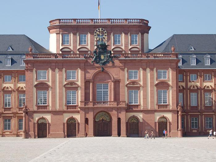 Mannheimer Barockschloss