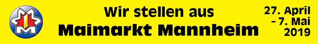 Mannheimer Seniorenrat auf dem Maimarkt